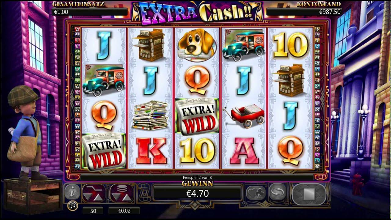 Cash Freispiele Casiplay 521711