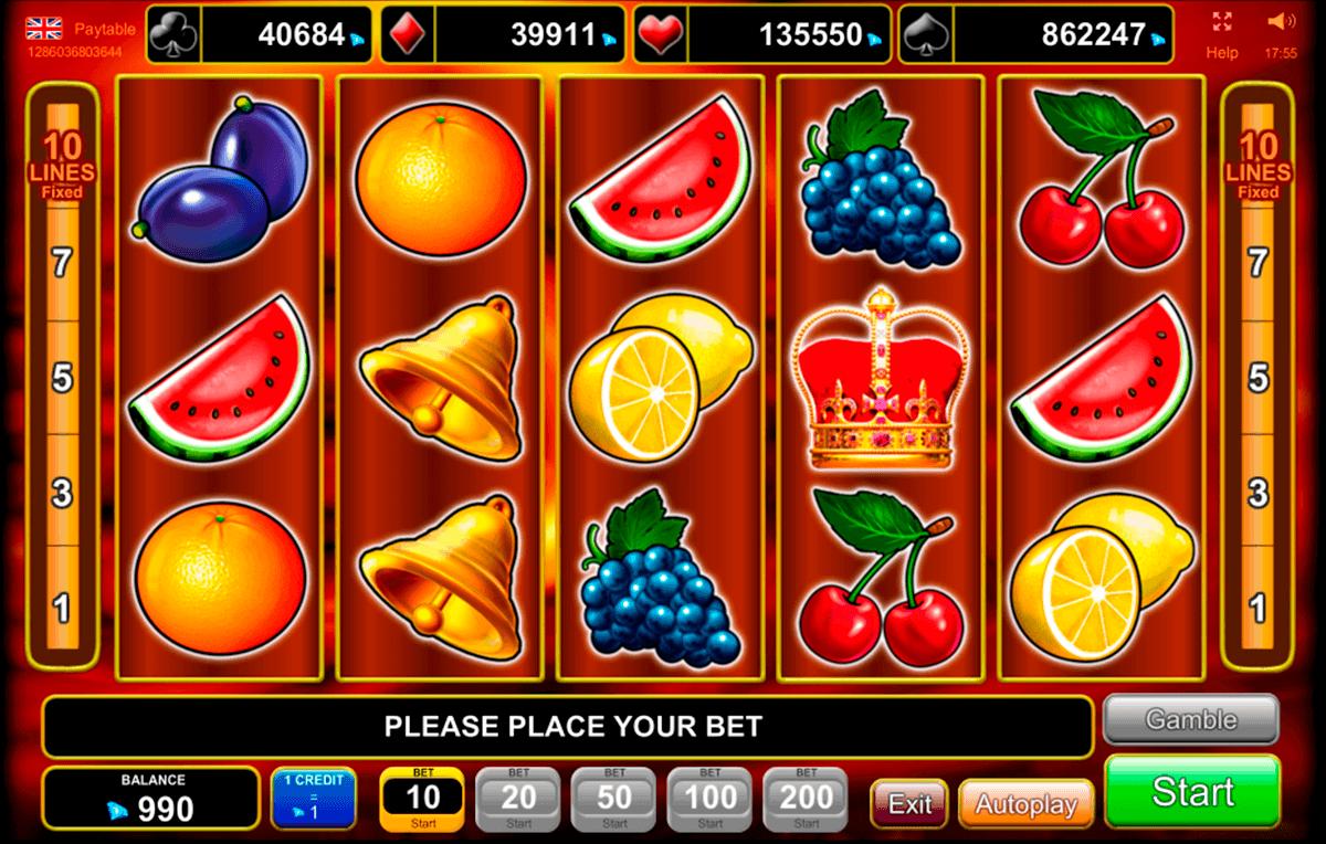Spielautomaten Bonus spielen 205836