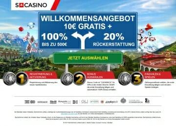 10 euro Bonus 705416