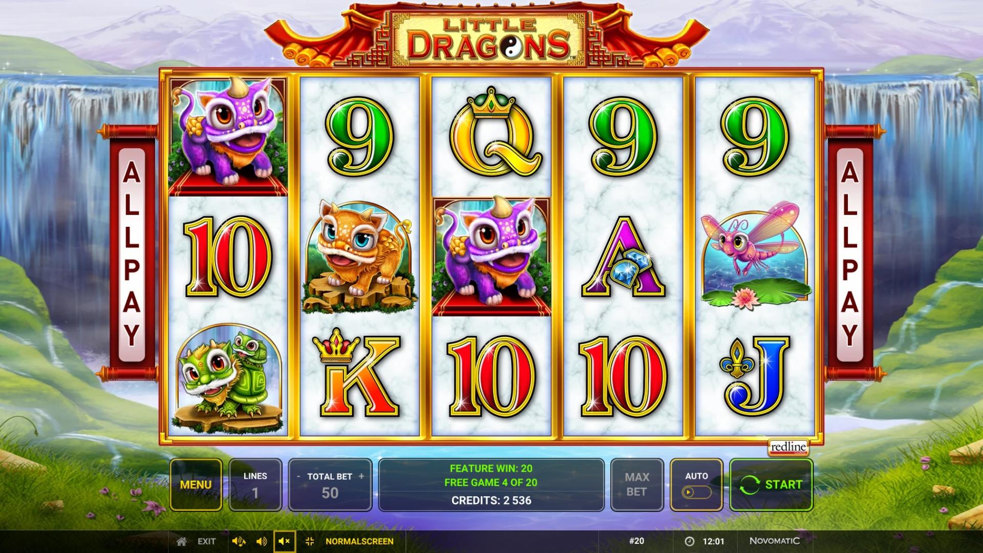 Dragon Reels 130220
