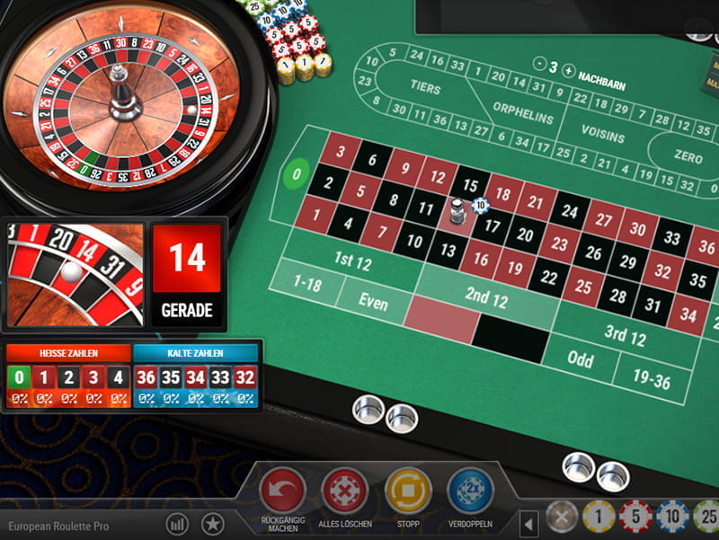 Live Roulette in 269048