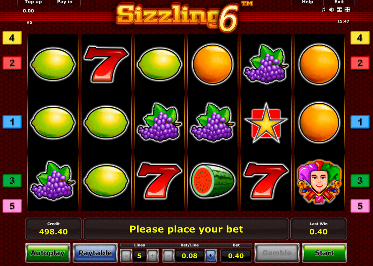 Spielautomaten Bonus spielen 629169