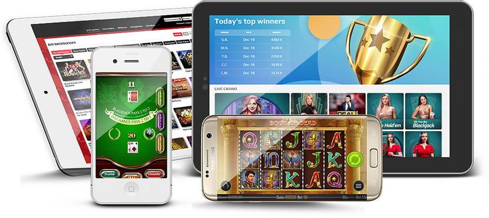 Spielautomaten Bonus spielen 965118