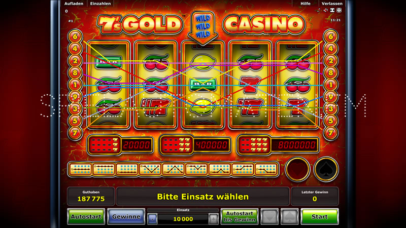 Casino test Golden 986031