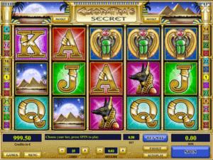Geheimnis Spielautomaten Wishmaker 832432