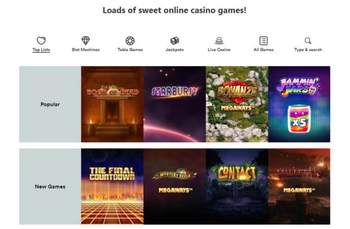 Casino Bonus Codes 561085