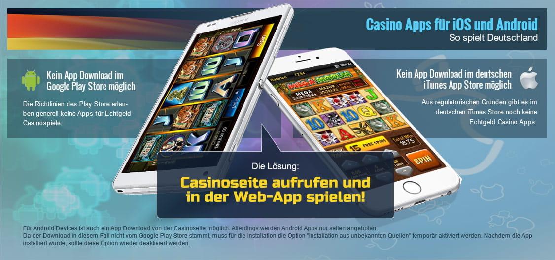 Casino app Echtgeld 613691