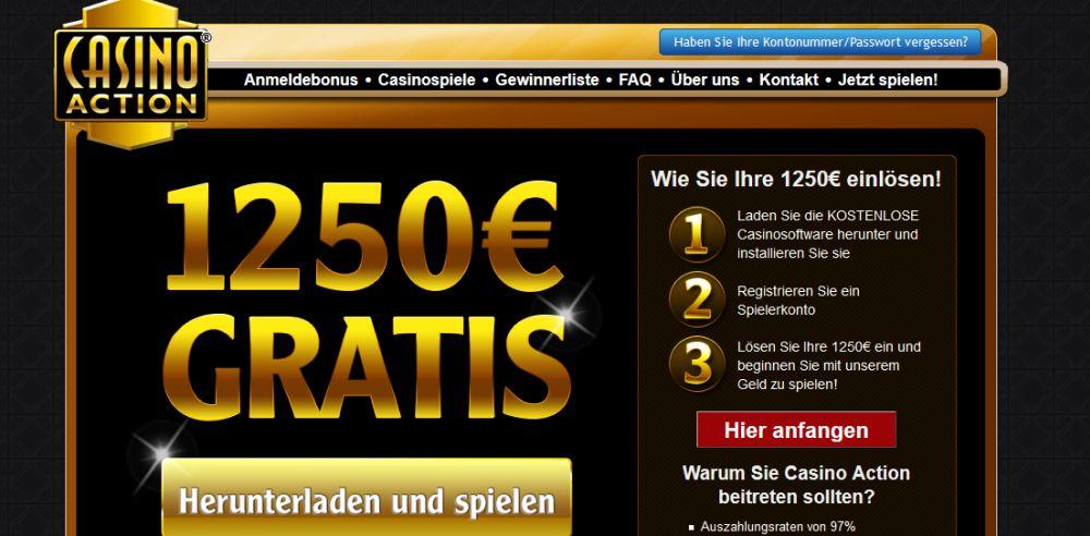 Casino Bonus 727904