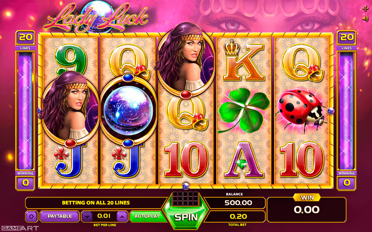 Joker Luck Casino 629726