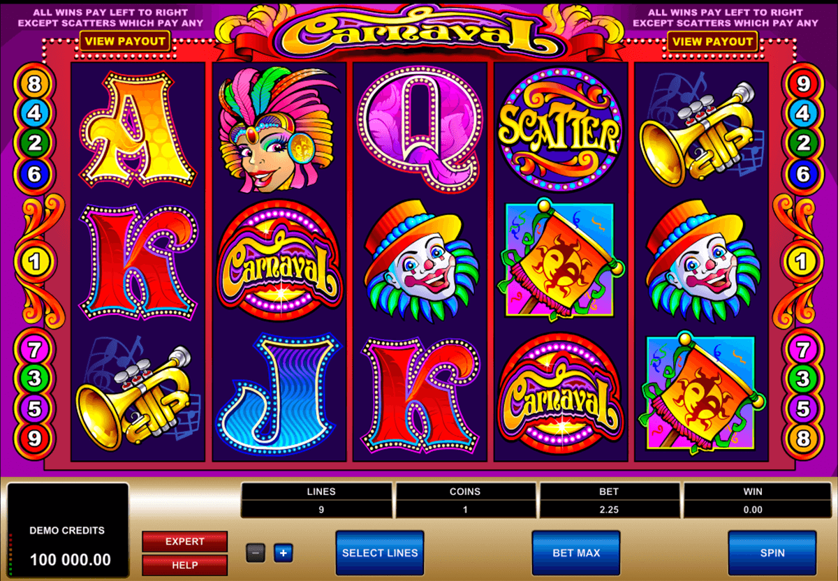 Spielautomaten Bonus 185072