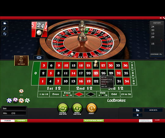 NewAR Roulette Codeta 718405