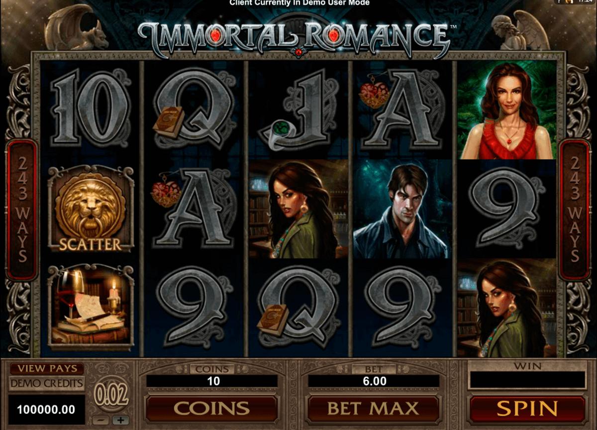 Immortal Romance free 519883
