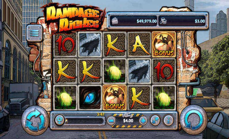 Online Casino Stream 159304
