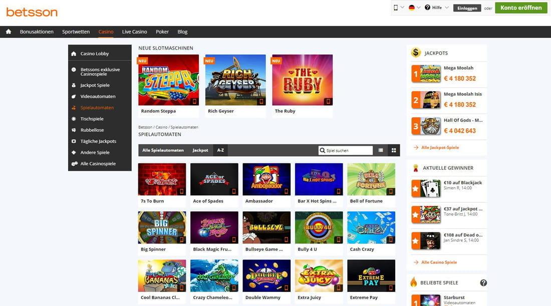 Online Casino Gewinn 185588