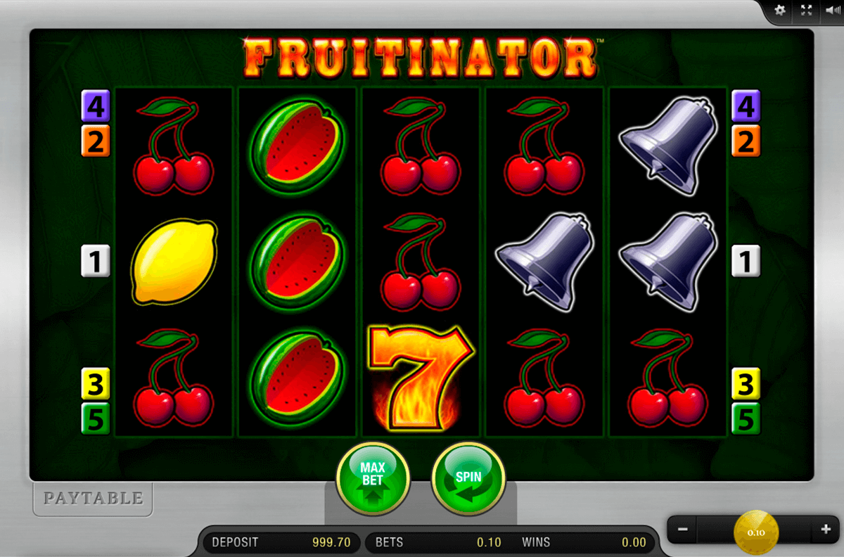 Spielautomaten Bonus 977066