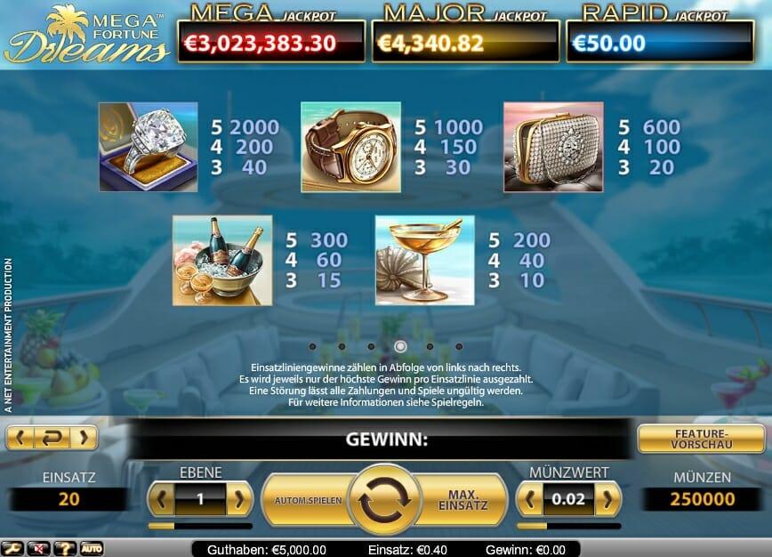 Casino mit EC 451216