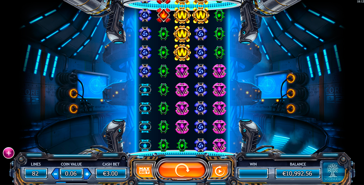 Energy Casino 980015