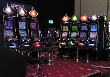 Spielhallen Automaten 76042
