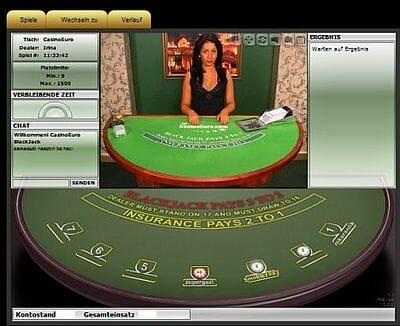 Blackjack Karten zählen 432626