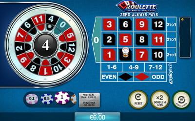 Von Roulette 756694