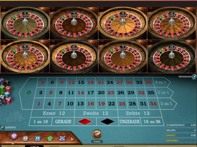 Casino Roulett 63064