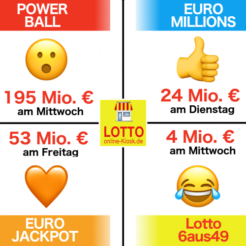 Lotterien In Deutschland 704051