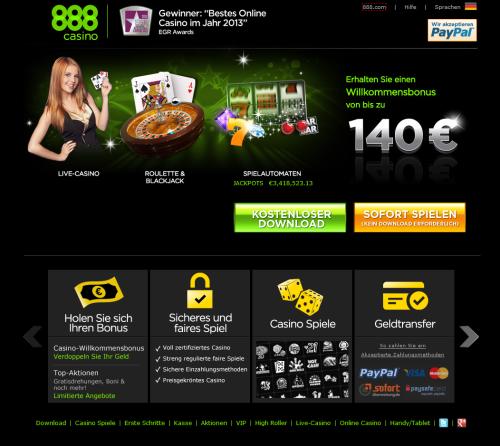 888 Casino Auszahlung 539848