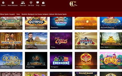 Zugelassene online Casinos 792113