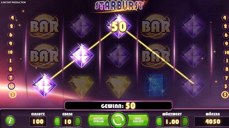 Legales Glücksspiel Starburst 446142