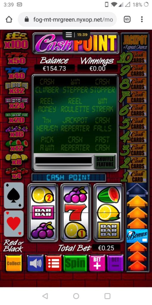 Merkur Spiele 95032