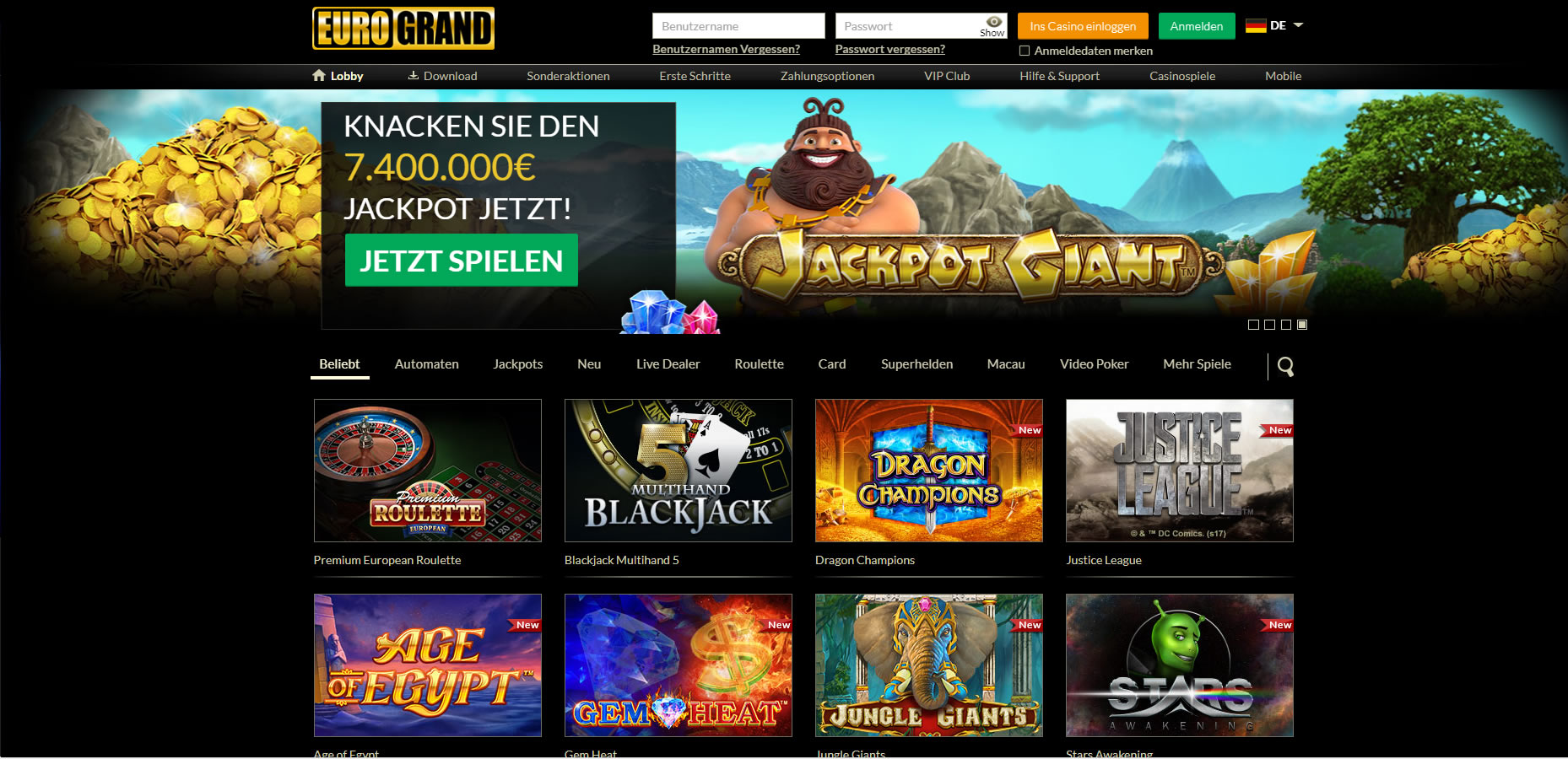 Neues Casino 662067