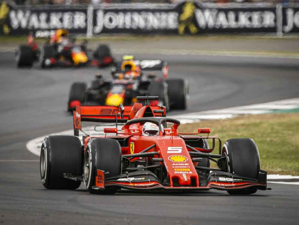 Starthand Formel 1 48362