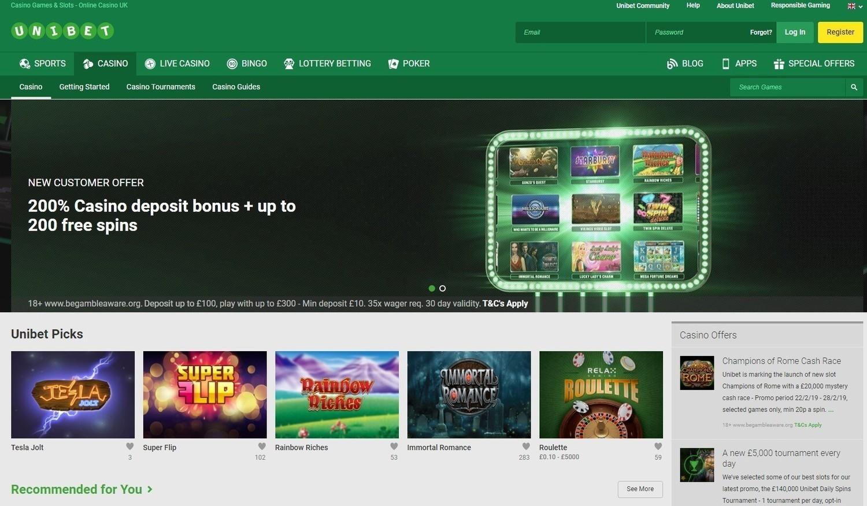 Bonus Netbet Casino 251790