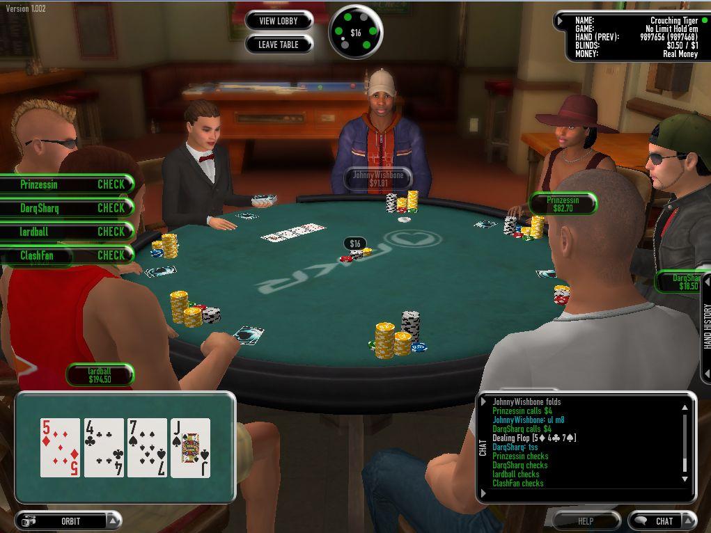 Everest Poker Casino 592018