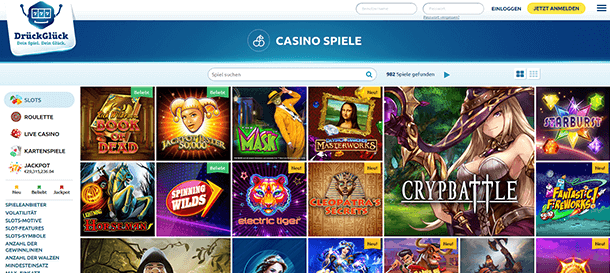 Casino Roulette seriös 847821