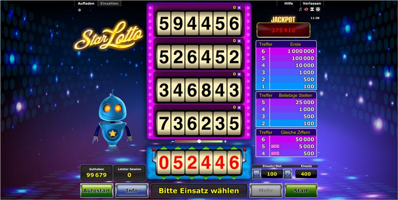 Glück mit Lotto 371863