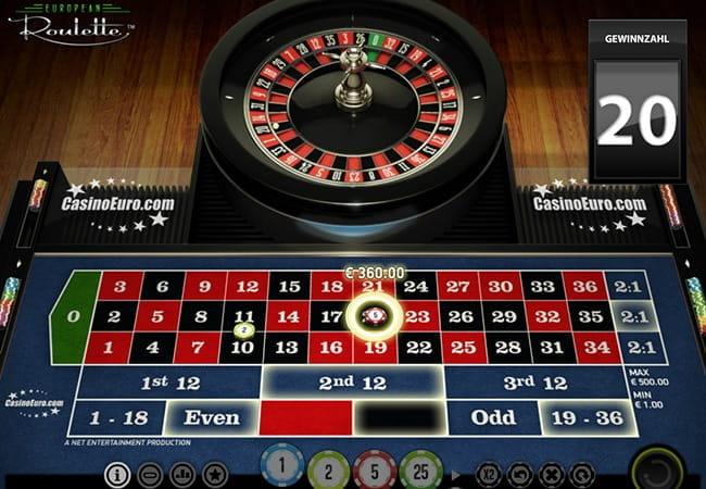 Mit Roulette 743108