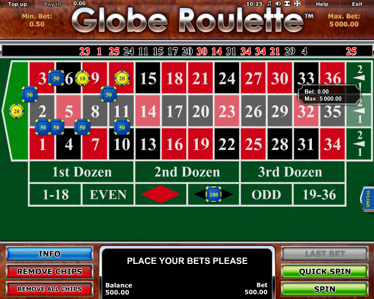 Online Roulette ohne 771523