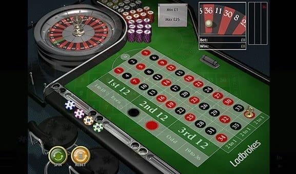 Europäisches Roulette Regeln 846893