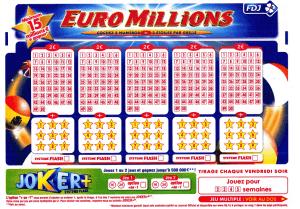 Euro Millions 489933