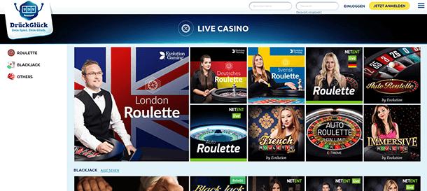 Casino Roulette 170843