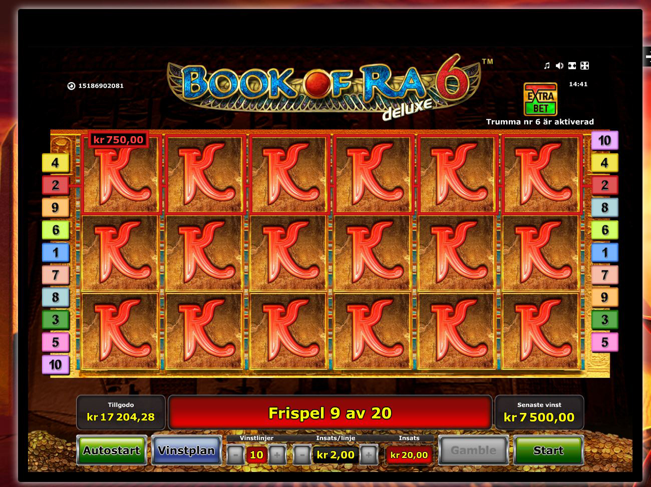 Book of 280741