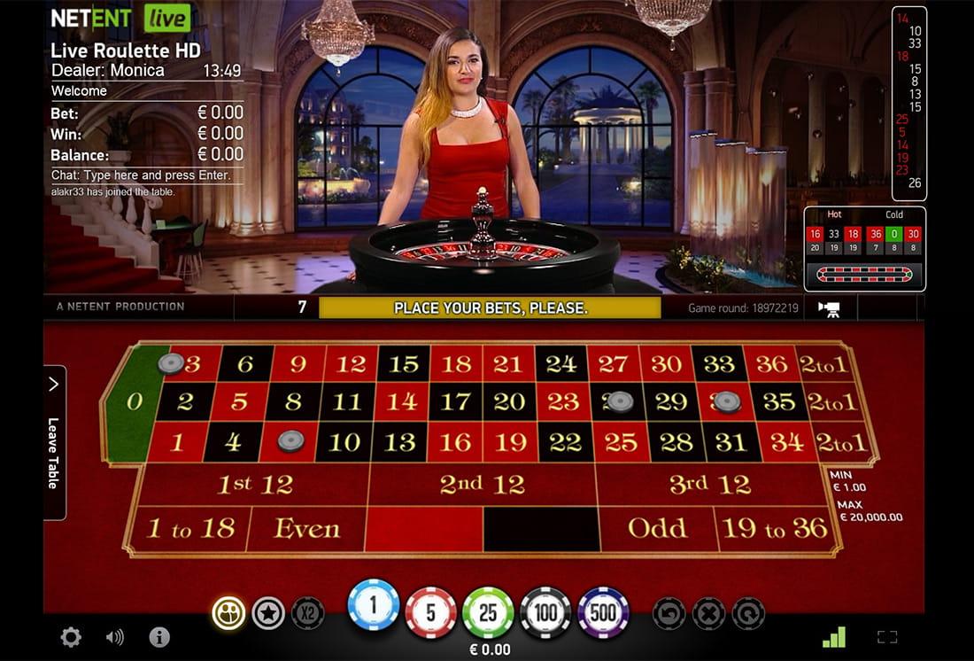 Live Casino online 502412