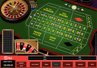 Roulette online Magic 528228