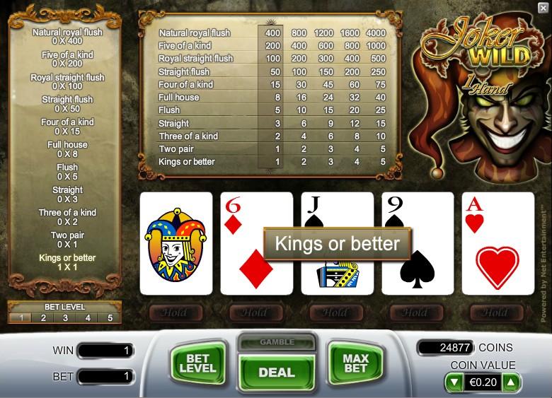 Automatisierter Live Poker 266244