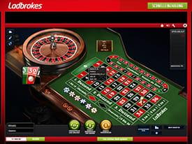 Europäisches Roulette Casino 572306
