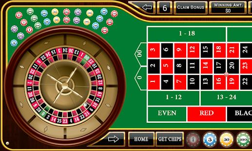 Roulette Simulator 21Prive 401692