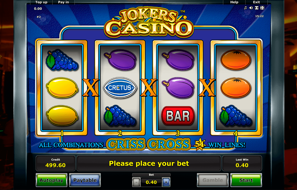 Slots Bonus spielen 554106