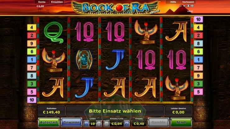 Book of Ra 907457