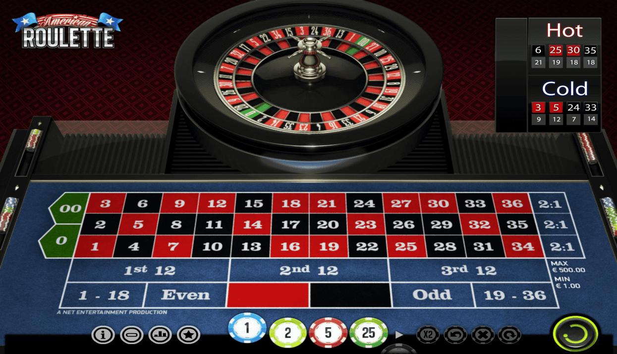 Niederösterreich American Roulette 552174